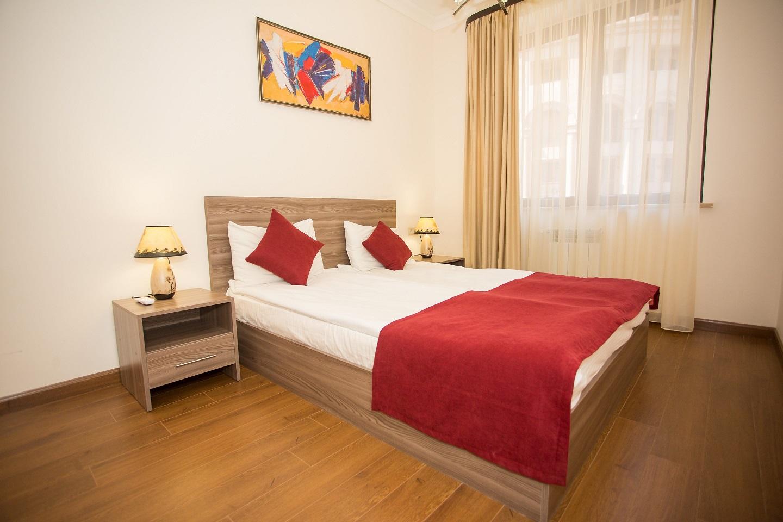 Делюкс Апартаменты с одной спальней